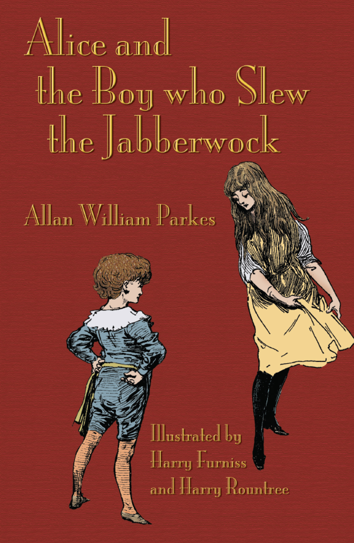 Alice and the Boy who Slew the Jabberwock